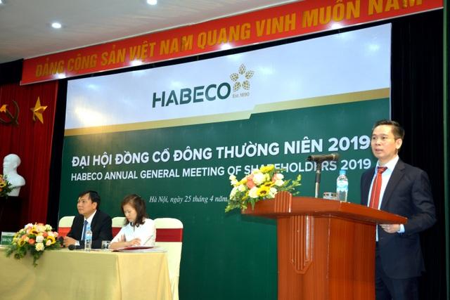 Đại hội cổ đông Habeco: Dồn mọi bộ nguồn lực, giữ vững thị phần - 1