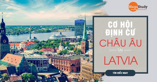 Cơ hội sinh sống, làm việc  hưởng quyền lợi Châu Âu tại Latvia - 1
