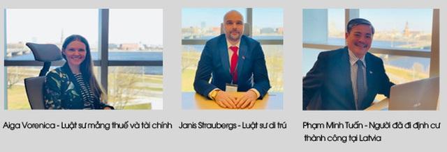 Cơ hội sinh sống, làm việc  hưởng quyền lợi Châu Âu tại Latvia - 2