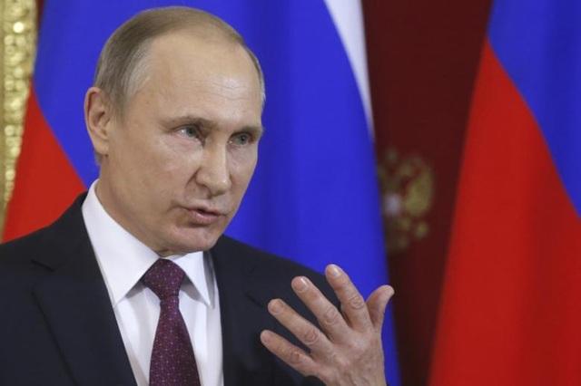 Ông Putin bận xử lý cháy rừng trước cuộc gặp lịch sử với ông Kim - 1