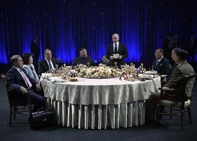 Ông Putin nói về thượng đỉnh với ông Kim: Chúng tôi không có gì phải giấu giếm Mỹ - 3