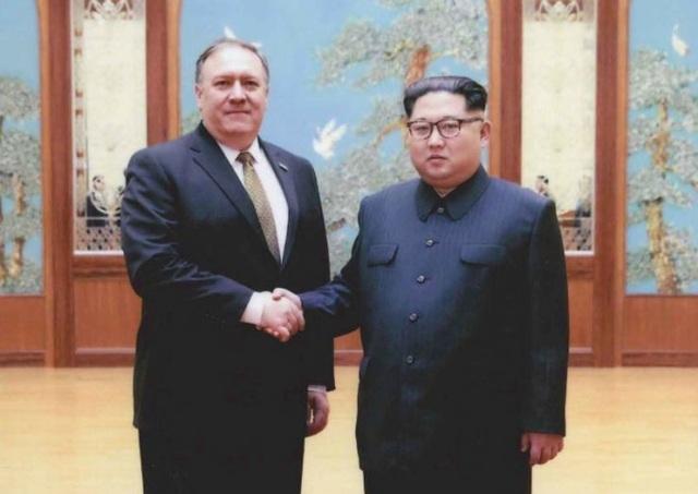 """Ngoại trưởng Mỹ: Con đường đàm phán với Triều Tiên sẽ """"gập ghềnh"""" - 1"""