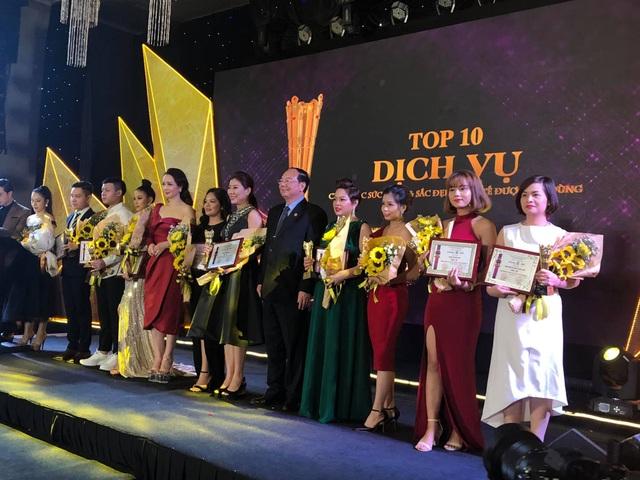 Viện Thẩm mỹ Quốc Tế Dr.Hana vinh dự nhận giải thưởng uy tín năm 2019 - 2