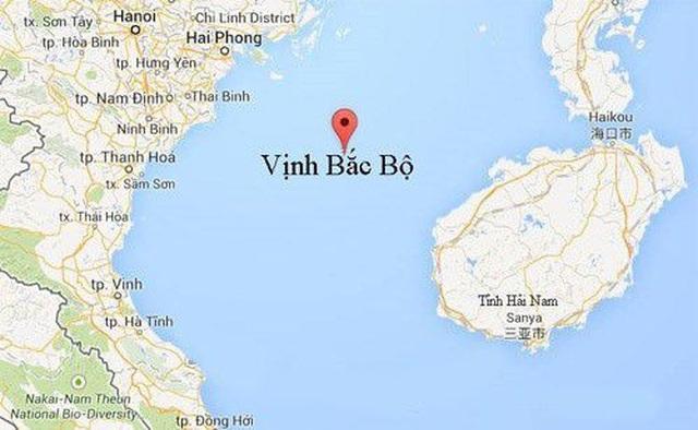 Việt Nam - Trung Quốc đàm phán vùng biển ngoài cửa Vịnh Bắc Bộ - 1