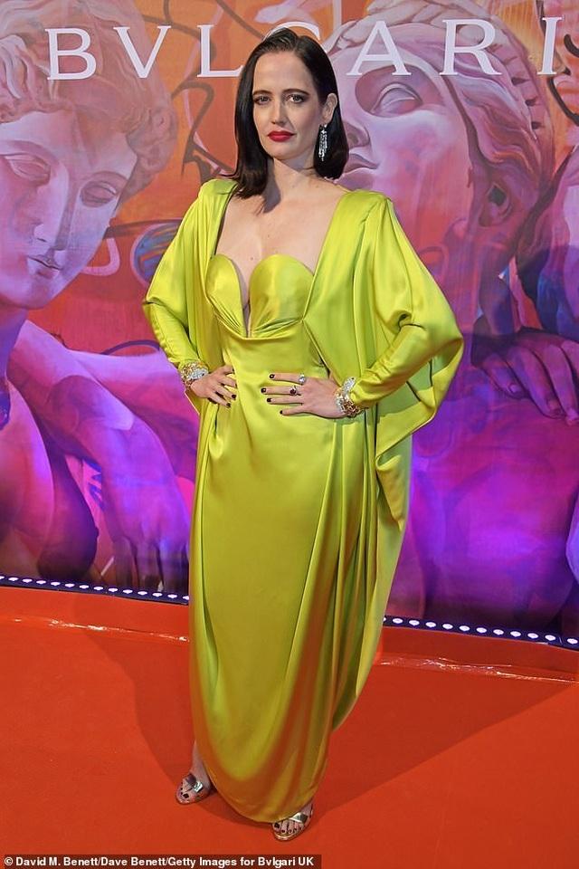 Vẻ yêu kiều của cựu Bond girl Eva Green - 3