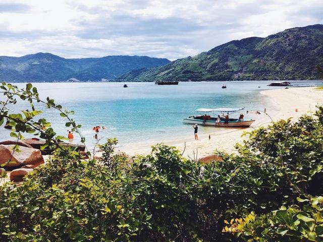 """Đảo Hòn Nưa – """"thiên đường ngủ quên"""" ở Phú Yên nhất định phải đến một lần trong đời - 5"""