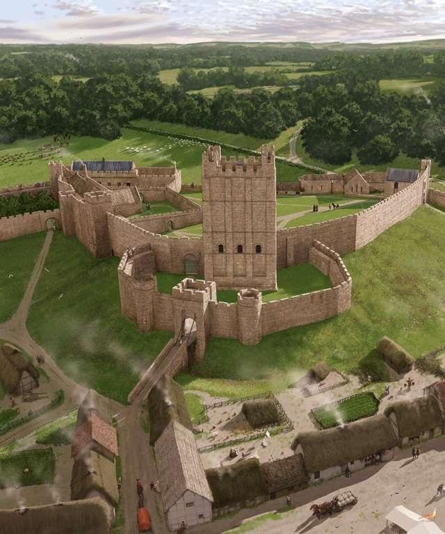 Du khách bị nhốt trong lâu đài vì mải mê yêu đương - 2