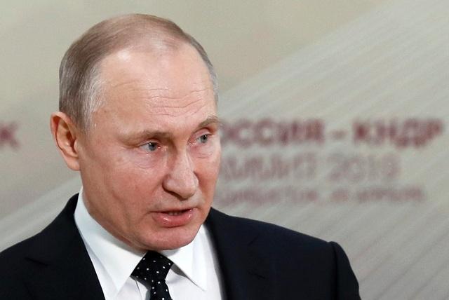 Ông Putin đáp trả chỉ trích về sắc lệnh gây tranh cãi sau bầu cử Ukraine - 1