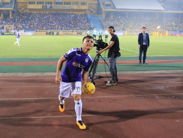 Vòng 7 V-League 2019: Trận chung kết giữa Hà Nội và TPHCM - 4