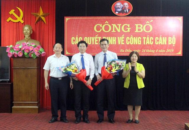 Quảng Bình: Thị ủy Ba Đồn có Bí thư mới - 1