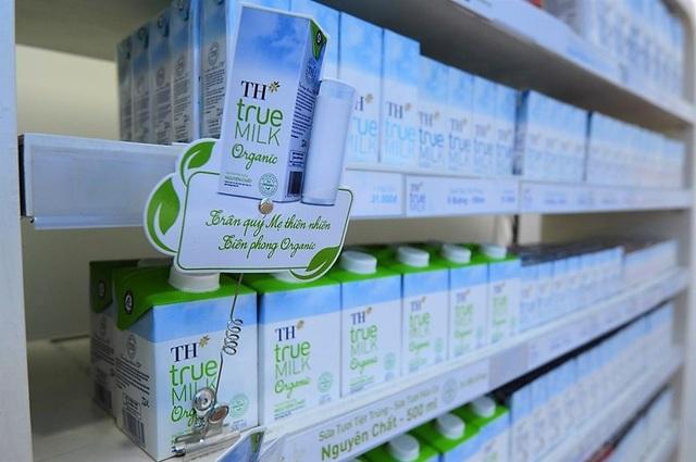 TH ký kết hợp tác chiến lược với nhà phân phối sản phẩm sữa và nông sản lớn nhất Trung Quốc - 2