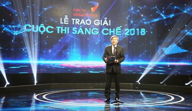 Cụ ông 83 tuổi đạt giải quán quân Cuộc thi Sáng chế 2018 - 2