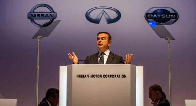 Ông Carlos Ghosn một lần nữa được tại ngoại, bị hạn chế gặp vợ - 1