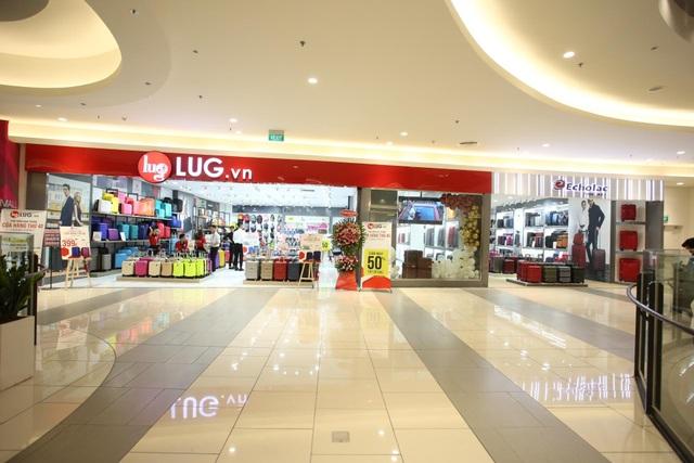 Chuỗi bán lẻ hành lý LUG: Cứ 8 ngày hoàn thành 1 cửa hàng để khai trương - 1