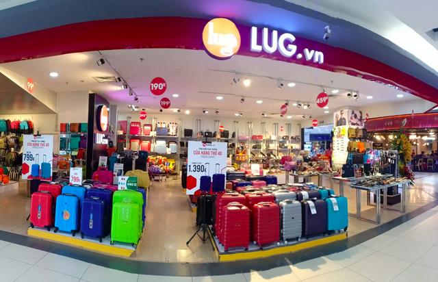 Chuỗi bán lẻ hành lý LUG: Cứ 8 ngày hoàn thành 1 cửa hàng để khai trương - 2