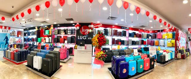 Chuỗi bán lẻ hành lý LUG: Cứ 8 ngày hoàn thành 1 cửa hàng để khai trương - 4