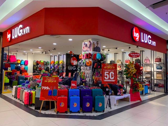 Chuỗi bán lẻ hành lý LUG: Cứ 8 ngày hoàn thành 1 cửa hàng để khai trương - 5