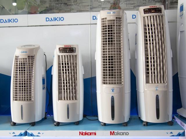 Cửa hàng, siêu thị điện máy vừa mừng vừa lo khi nắng nóng tới - 4