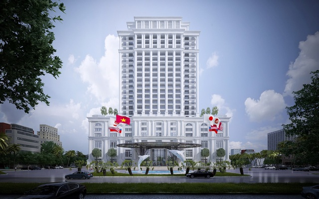 Nam Cường hoàn thành xây dựng khách sạn đạt tiêu chuẩn 4 sao tại Nam Định - 1