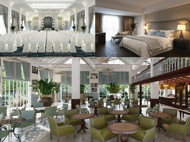 Nam Cường hoàn thành xây dựng khách sạn đạt tiêu chuẩn 4 sao tại Nam Định - 2