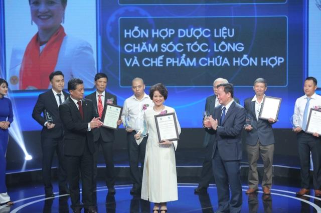 Sao Thái Dương đoạt giải cao tại Cuộc thi Sáng chế 2018 - 1