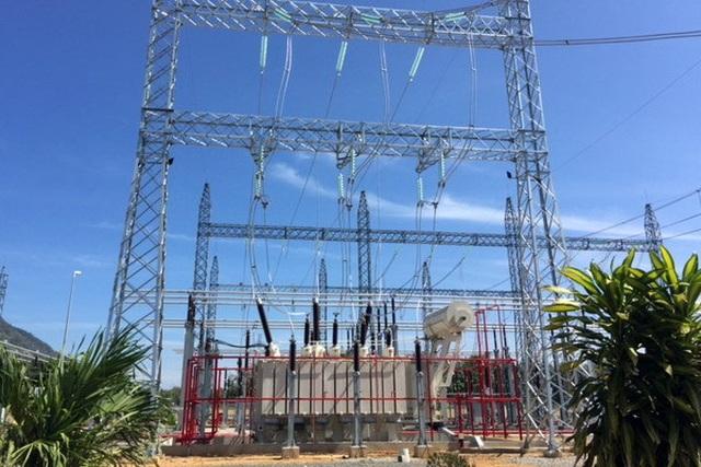 """Hoàn thành công trình """"Lắp máy biến áp thứ 2 Trạm biến áp 220 kV Tây Ninh"""" - 1"""