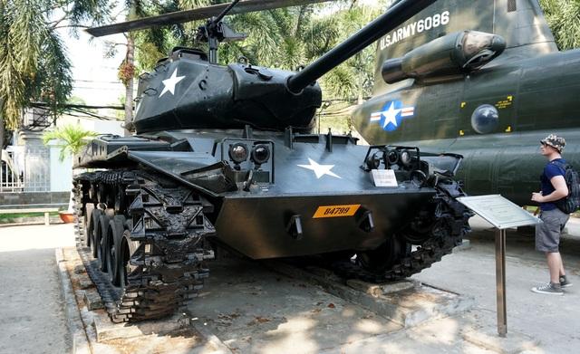 Xe tăng hạng nhẹ M41