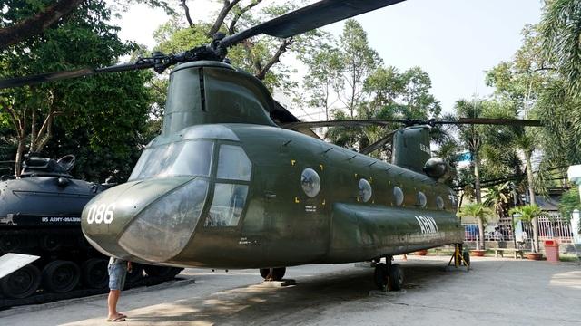 trực thăng vận CH-47.