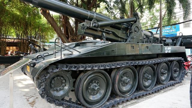 Pháo tự hành M107 175mm