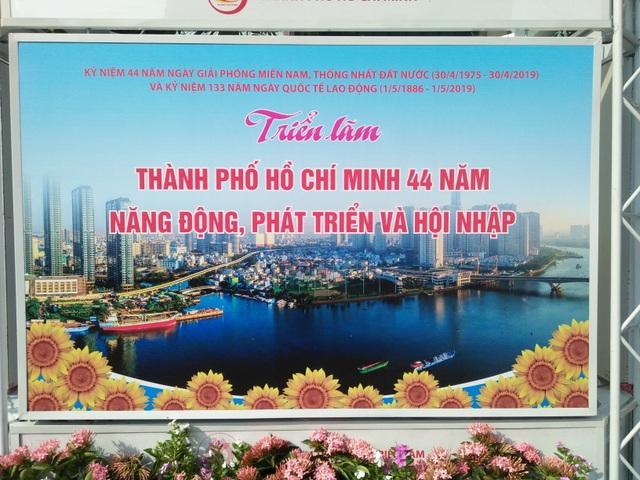 TPHCM tổ chức triển lãm ảnh trên đường phố kỷ niệm đại lễ 30/4 - 1