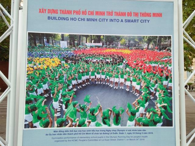 TPHCM tổ chức triển lãm ảnh trên đường phố kỷ niệm đại lễ 30/4 - 6