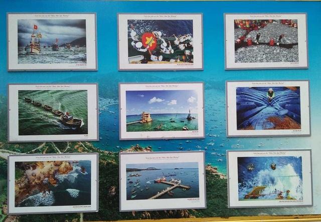 TPHCM tổ chức triển lãm ảnh trên đường phố kỷ niệm đại lễ 30/4 - 12