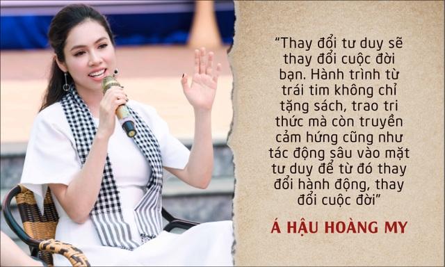 """Những câu nói truyền cảm hứng của """"hoa hậu nghèo nhất làng hoa hậu"""" - 8"""