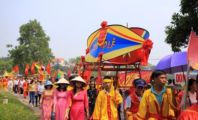 Độc đáo lễ hội diều rực rỡ màu sắc ở ngoại thành Hà Nội - 2