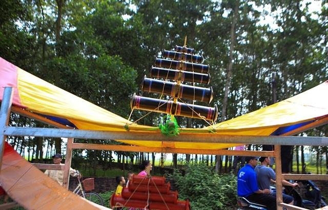 Độc đáo lễ hội diều rực rỡ màu sắc ở ngoại thành Hà Nội - 4