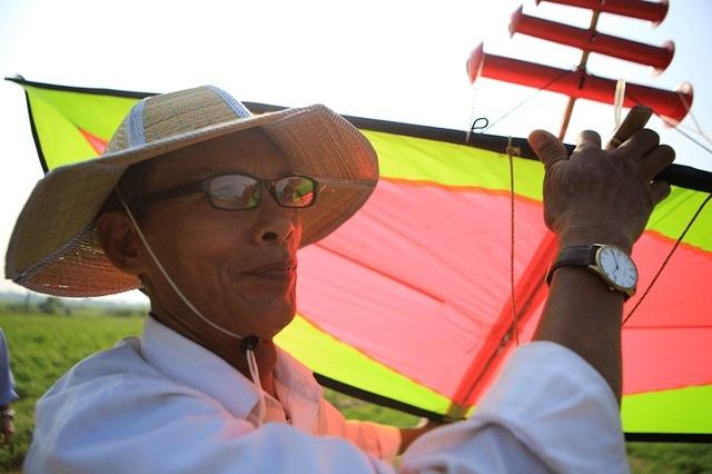 Độc đáo lễ hội diều rực rỡ màu sắc ở ngoại thành Hà Nội - 7