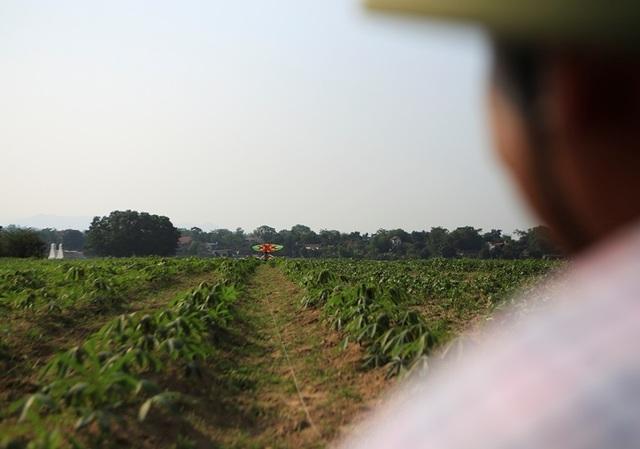 Độc đáo lễ hội diều rực rỡ màu sắc ở ngoại thành Hà Nội - 8