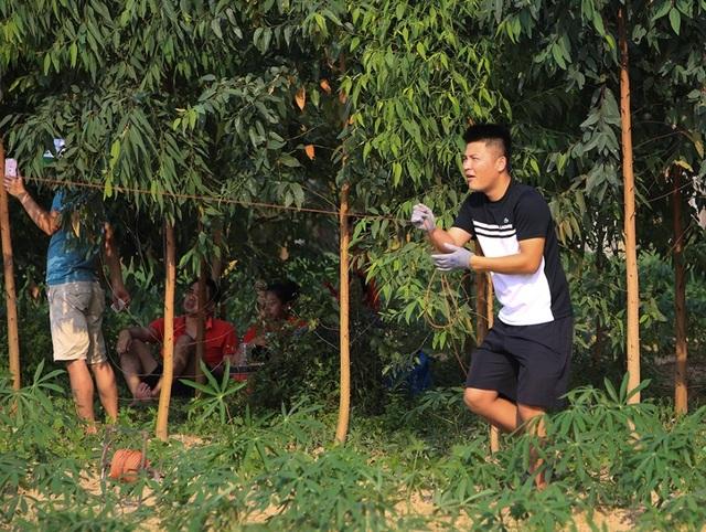 Độc đáo lễ hội diều rực rỡ màu sắc ở ngoại thành Hà Nội - 9