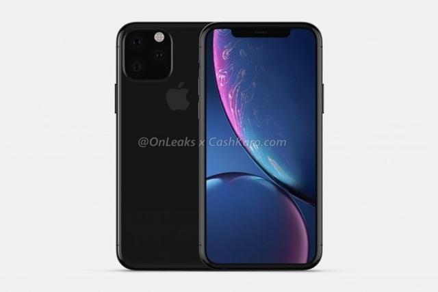Lộ ảnh chính thức và video bản dựng hoàn chỉnh iPhone XI - 1