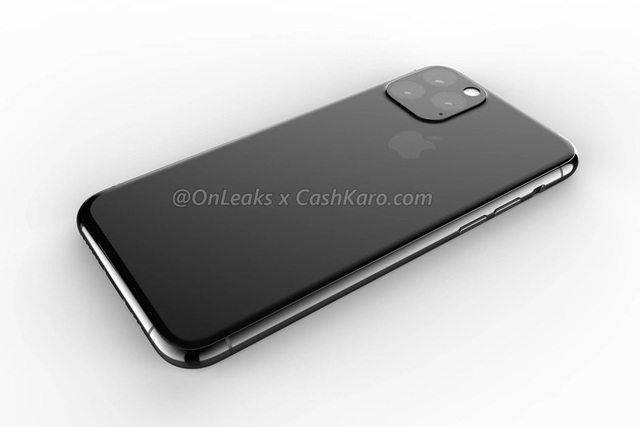 Lộ ảnh chính thức và video bản dựng hoàn chỉnh iPhone XI - 2