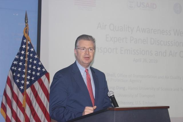 Mỹ sẵn sàng giúp Việt Nam cải thiện chất lượng không khí - 1