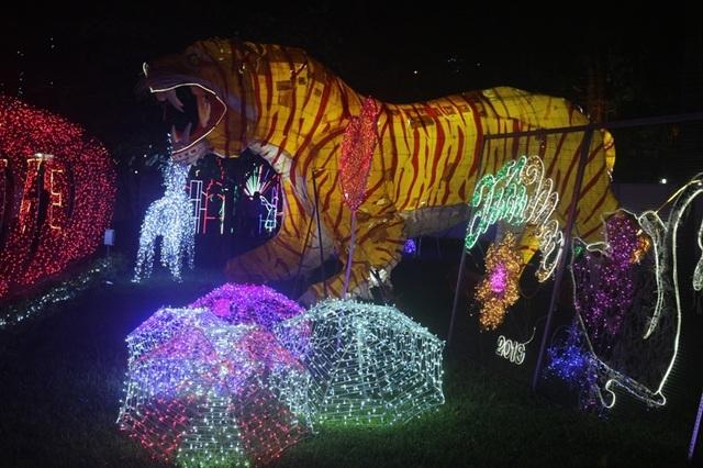 Hấp dẫn với lễ hội ánh sáng lần đầu tiên tại thành phố biển Sầm Sơn - 3