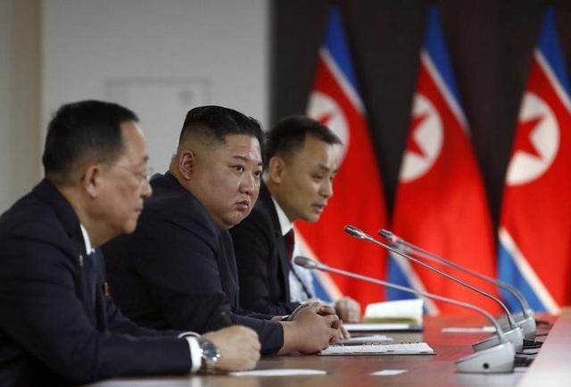Những hình ảnh ấn tượng về chuyến thăm Nga lịch sử của ông Kim Jong-un - 11