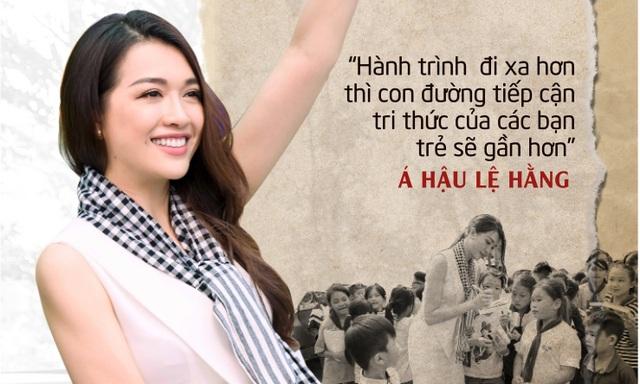 """Những câu nói truyền cảm hứng của """"hoa hậu nghèo nhất làng hoa hậu"""" - 9"""