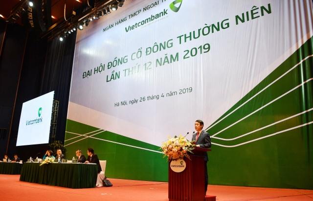 Ngân hàng lãi lớn nhất Việt Nam đặt mục tiêu lợi nhuận 2019 - 1