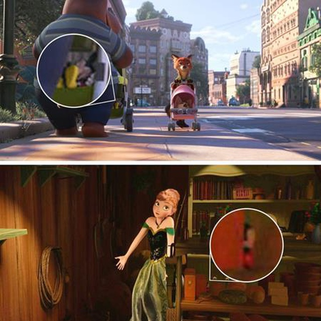 """Những """"nghi vấn"""" bị bỏ quên khi xem phim hoạt hình - 3"""