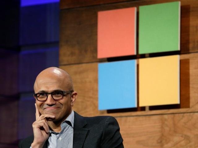 """Microsoft cán mốc """"nghìn tỷ USD"""", trở thành công ty có giá trị lớn nhất thế giới - 1"""