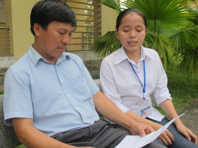 Cô học trò nghèo đạt giải Nhất môn Giáo dục công dân kỳ thi HSG tỉnh Nghệ An - 3