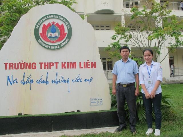 Cô học trò nghèo đạt giải Nhất môn Giáo dục công dân kỳ thi HSG tỉnh Nghệ An - 4