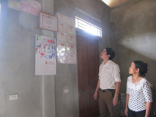 Cô học trò nghèo đạt giải Nhất môn Giáo dục công dân kỳ thi HSG tỉnh Nghệ An - 7